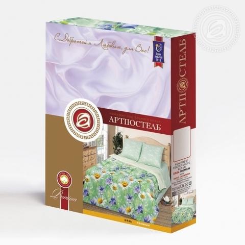 Комплект постельного белья Полюшко Премиум