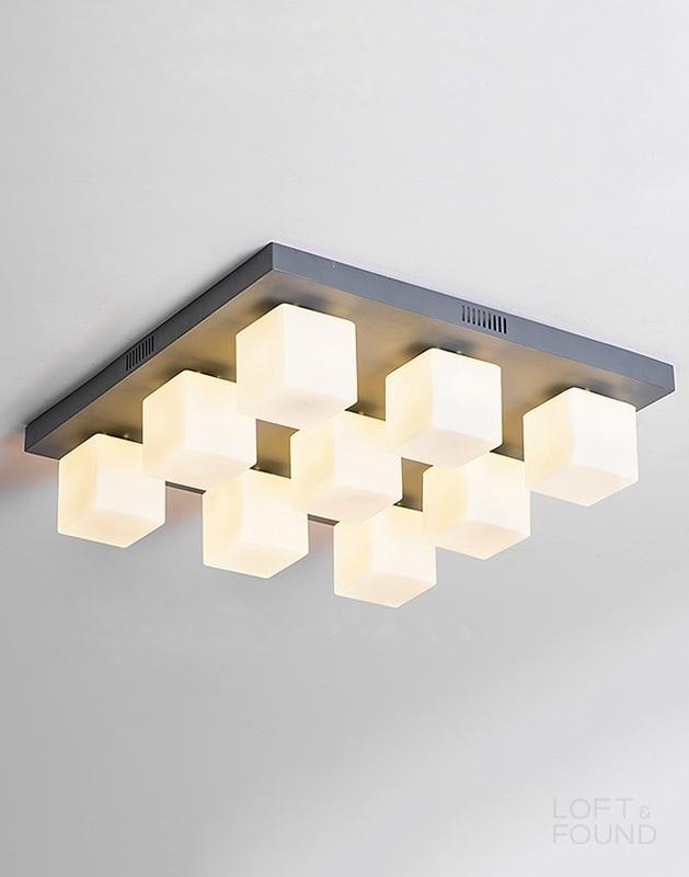 Потолочный светильник Lampatron style Board Cube