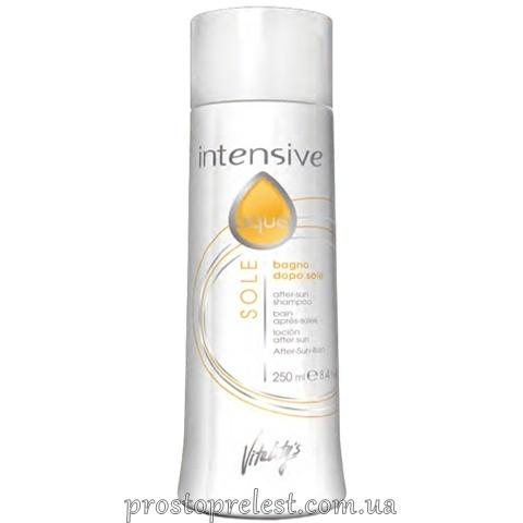 Vitality's Intensive Aqua After-Sun Shampoo – Сонцезахисний шампунь