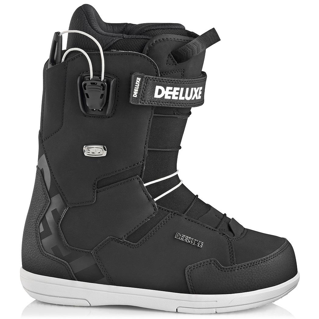 Ботинки для сноуборда DEELUXE TEAM ID PF BLACK