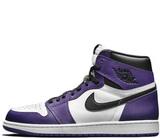 Кроссовки Nike Air Jordan 1 Retro High OG Court Purple 2.0