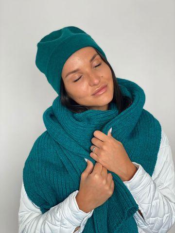 The Flip Flop  шарф морская волна