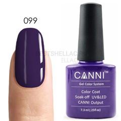 Canni, Гель-лак № 099, 7,3 мл
