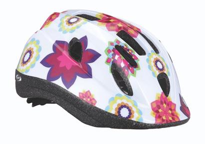 Летний шлем BBB Boogy цветы