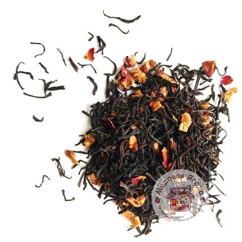 Манго-Маракуйя. Чёрный чай.