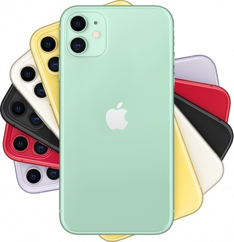 Apple iPhone 11 128Gb (Зелёный)