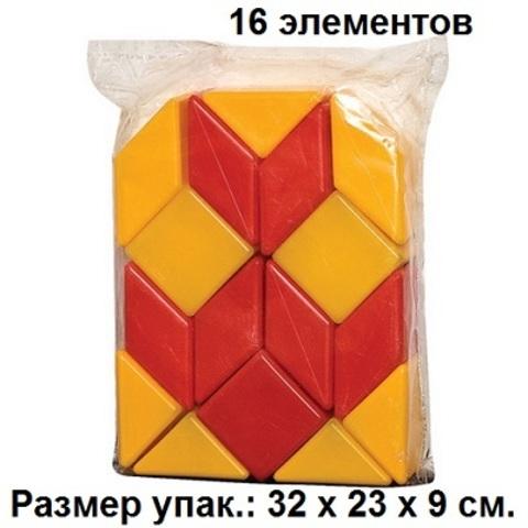 Набор Рыбка арт. 00909 - набор геометричес.фигур