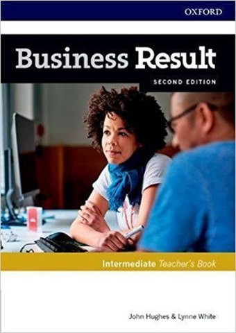 9780194738910 - Business Result (2nd Edition) Intermediate Teacher's Book and DVD