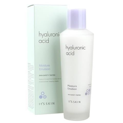 It's Skin Hyaluronic Acid Moisture Emulsion увлажняющая эмульсия для лица с гиалуроновой кислотой