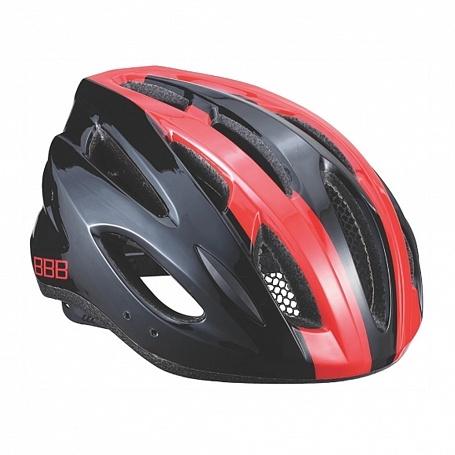 Летний шлем BBB Condor черный/красный