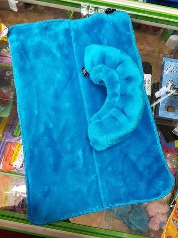 Сушки с ковриком для ног (бирюзовый)