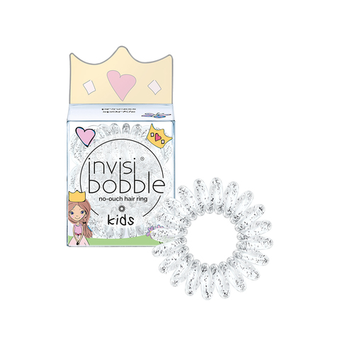 invisibobble Резинка для волос KIDS princess sparkle