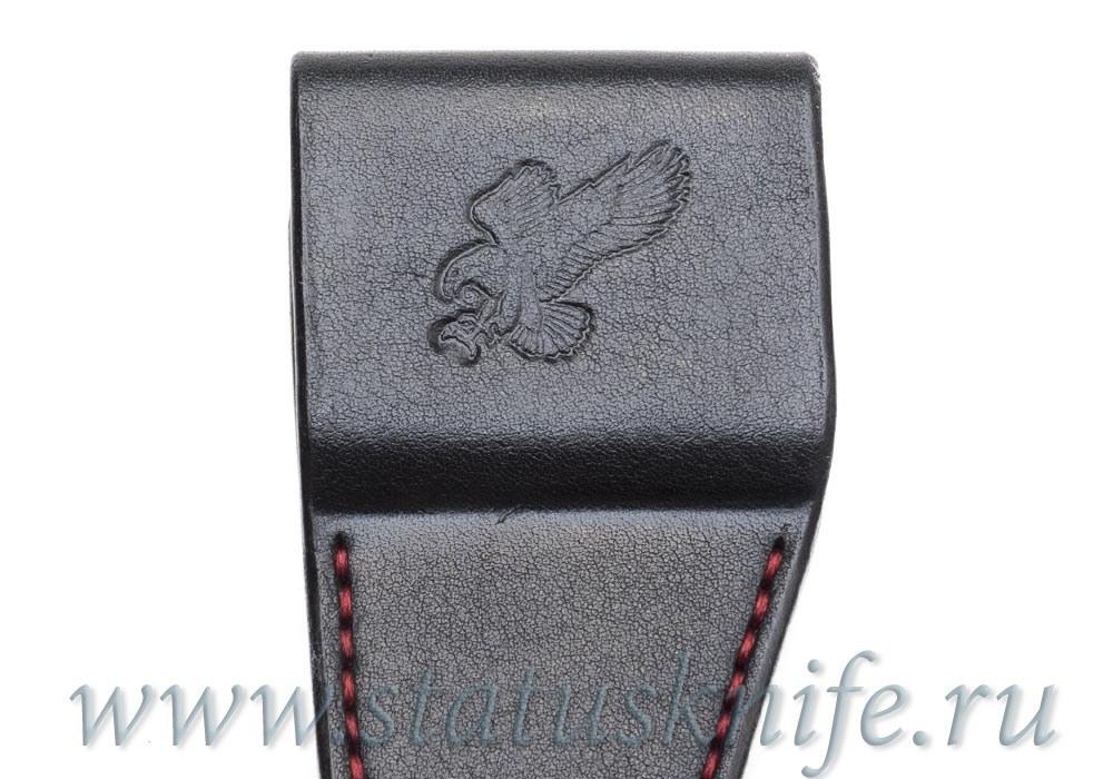 Чехол кожаный черный ZT 0562 - фотография