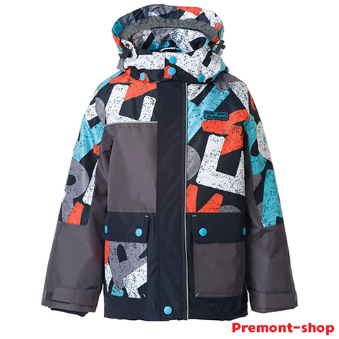 Куртка для мальчика Premont Краски Сент-Джонс S18264