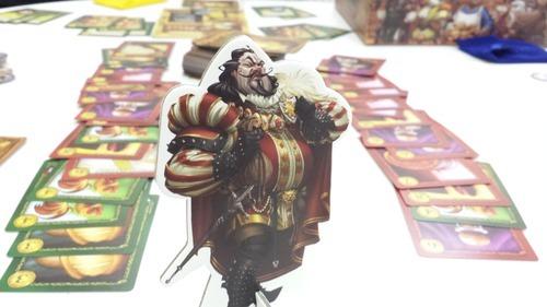 Настольная игра Шериф Нотингема (Sheriff of Nottingham)