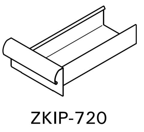 Зольник Harvia ZKIP-720 для печей, кроме Duo и 20 ES/SL