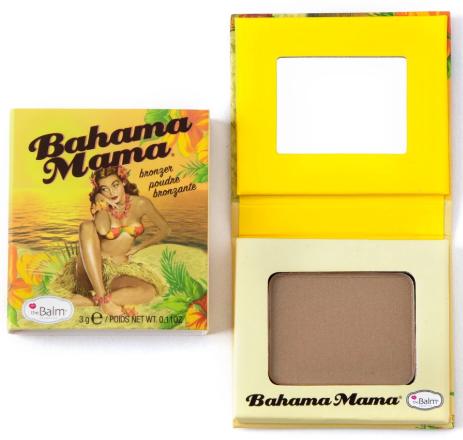 theBalm Bahama Mama Travel-Size компактный бронзатор 3г