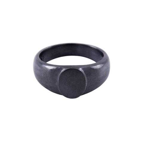 Кольцо SIGNET V BLACK