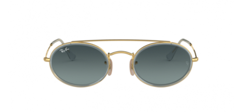 Ray-Ban Icons – Oval Double Bridge RB3847N 9068/3F
