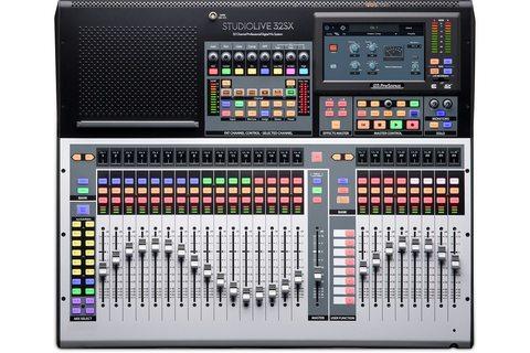 PRESONUS StudioLive 32SX цифровий мікшерний пульт