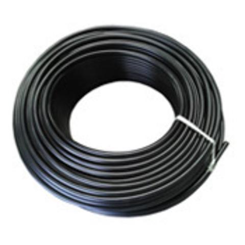 Трубка 5/3 мм для капельного полива, 1 метр