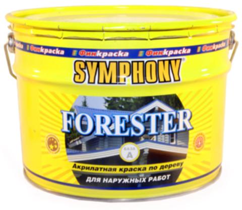 SYMPHONY FORESTER – 100% акрилатная эластичная шелковисто-матовая краска