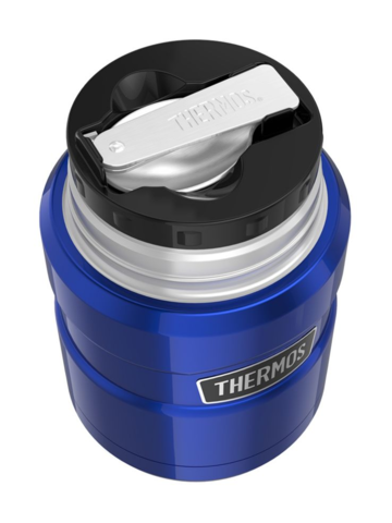 Термос для еды Thermos King SK3020-BL (0,71 литра), синий