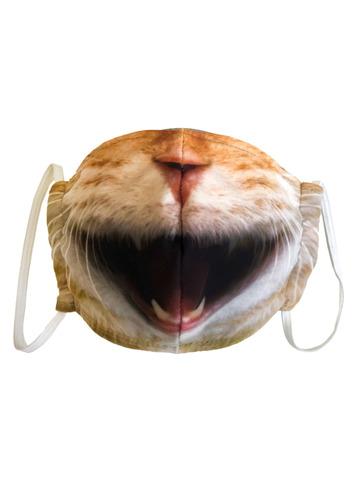 Маска тканевая Gekoko «Дерзкий кот»