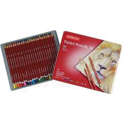 Набор из 24 пастельных карандашей Derwent