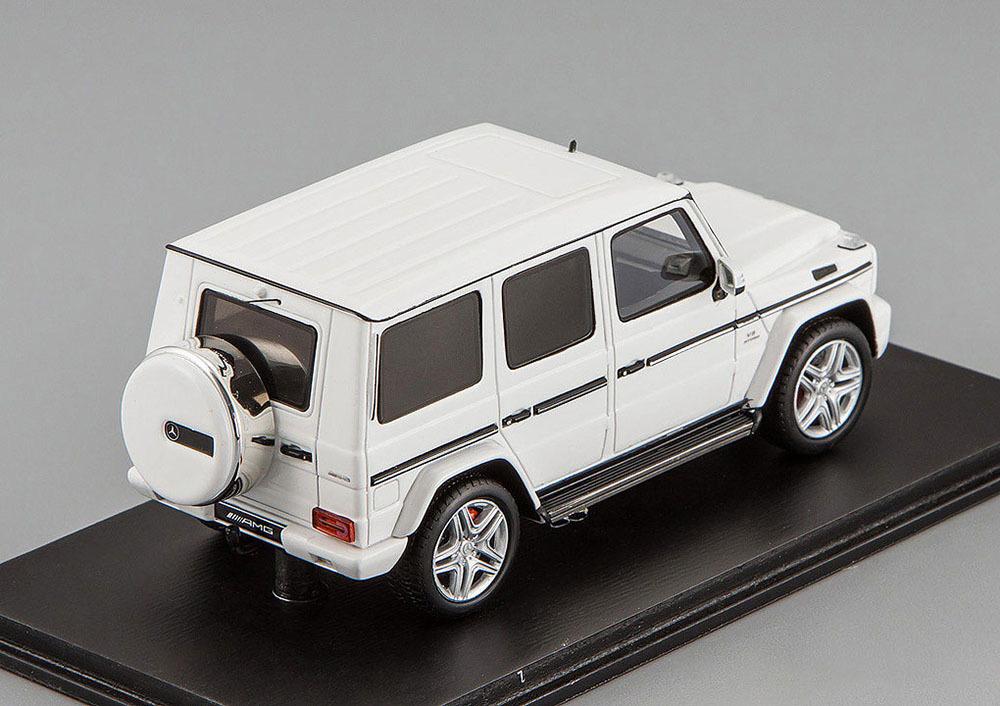 Коллекционная модель Mercedes-Benz Gelandewagen G63 AMG 2014
