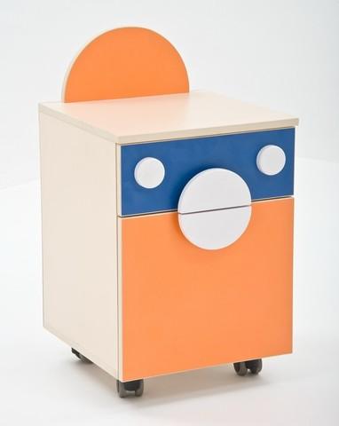 Пингвин Прикроватная тумбочка для детских учреждений здравоохранения - фото