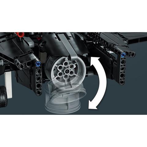LEGO Technic: Сверхзвуковой истребитель 42066 — Air Race Jet — Лего Техник