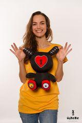Подушка-игрушка антистресс Gekoko «Любовь» 1