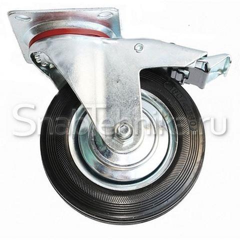Колесная опора промышленная серия SCb 125