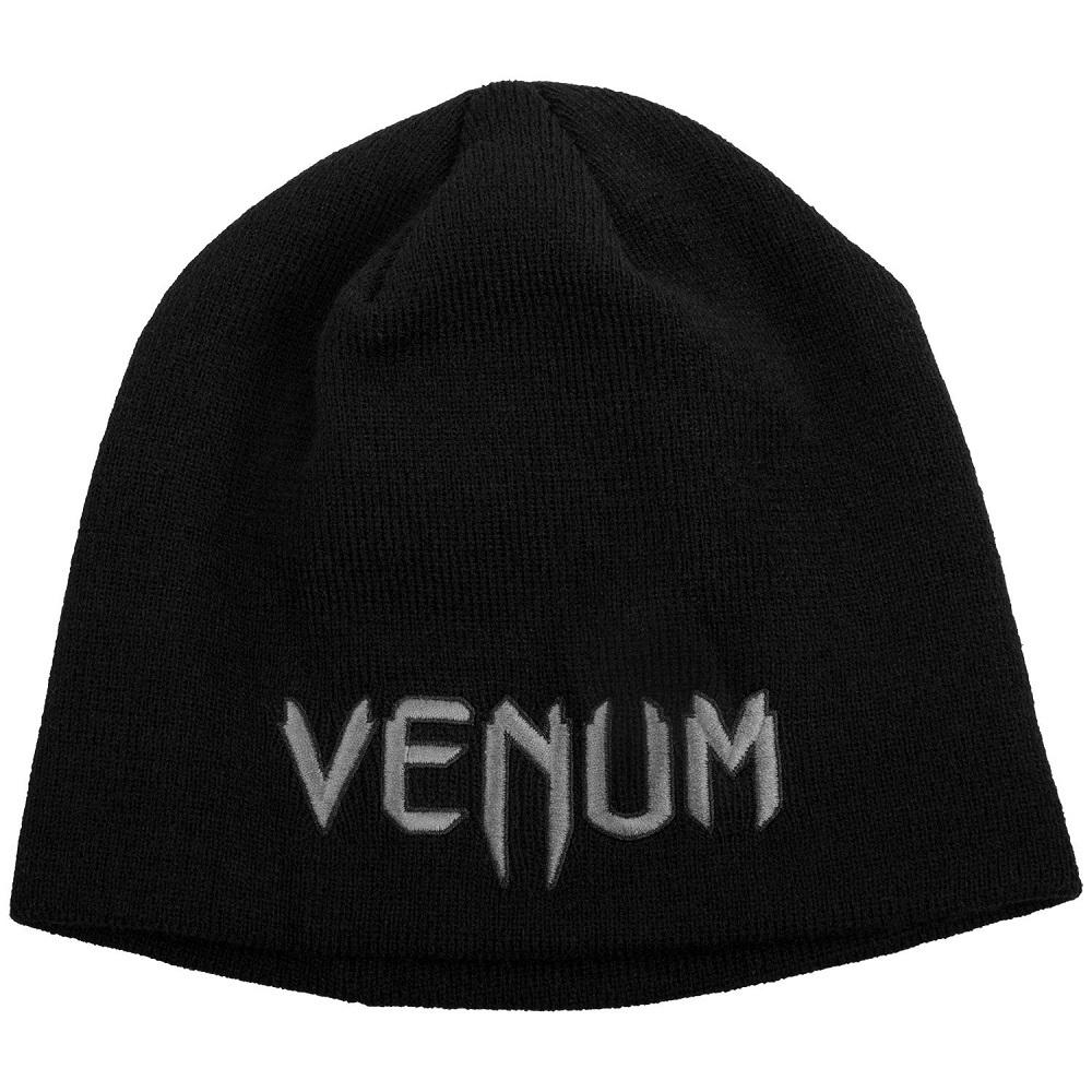 Шапки Шапка Venum Classic Beanie - Black/Grey 1.jpg