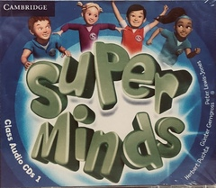 Super Minds 1 Class CDs (3) лцн