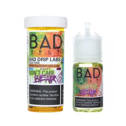 Жидкость Bad Drip SALT 30 мл Don't Care Bear