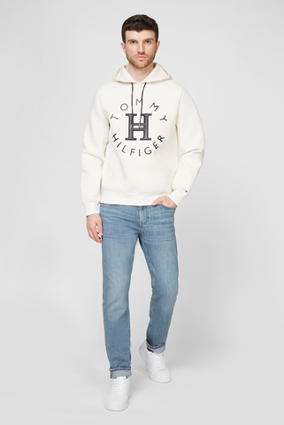 Худи ELEVATED BONDED HOODY Tommy Hilfiger