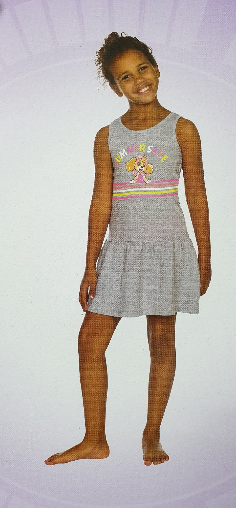 Платье для девочки Paw Patrol