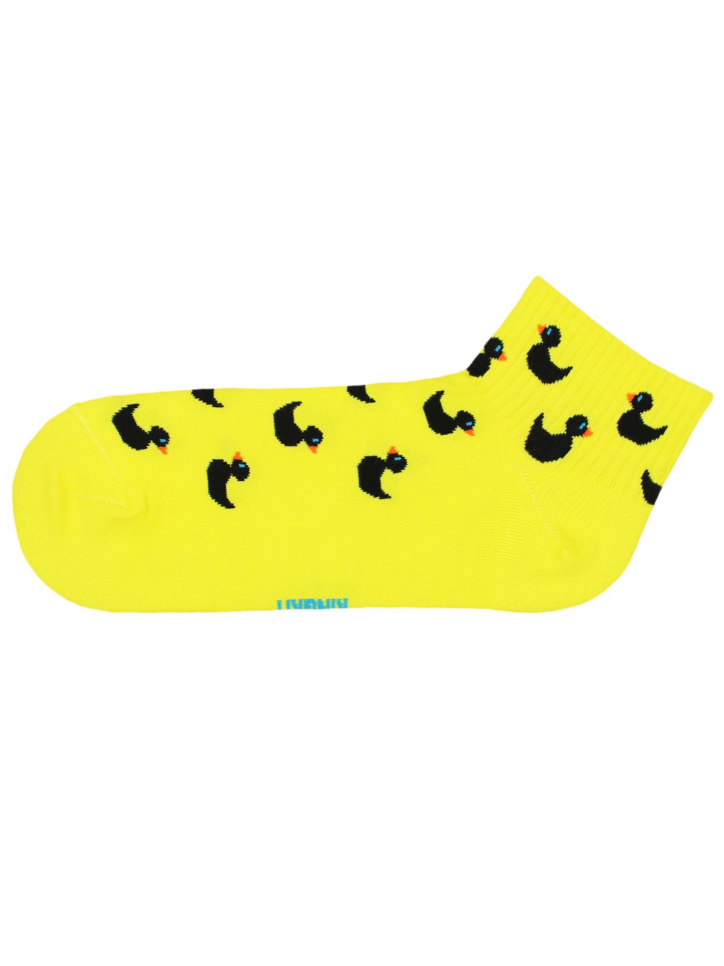 Носки Утка желтая