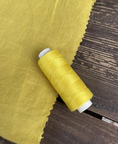 Нитки Dor Tak 212, желтый
