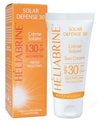 Солнцезащитный крем 30 - GPS® (SPF 30 UVB/UVA ) (Heliabrine | «Солнечная» линия | Solar Defense 30), 50 мл