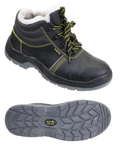 Ботинки зимние на иск. меху