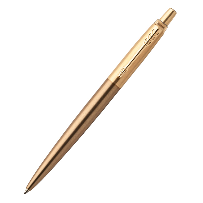 Parker Jotter Luxe - West End Gold, шариковая ручка, M