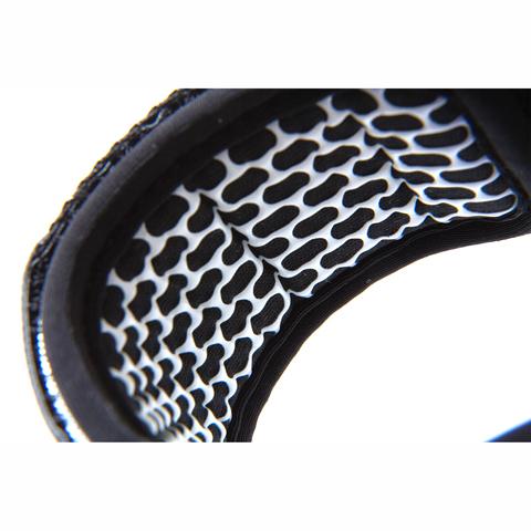 FCS 6' All Round Essential Leash White/Black