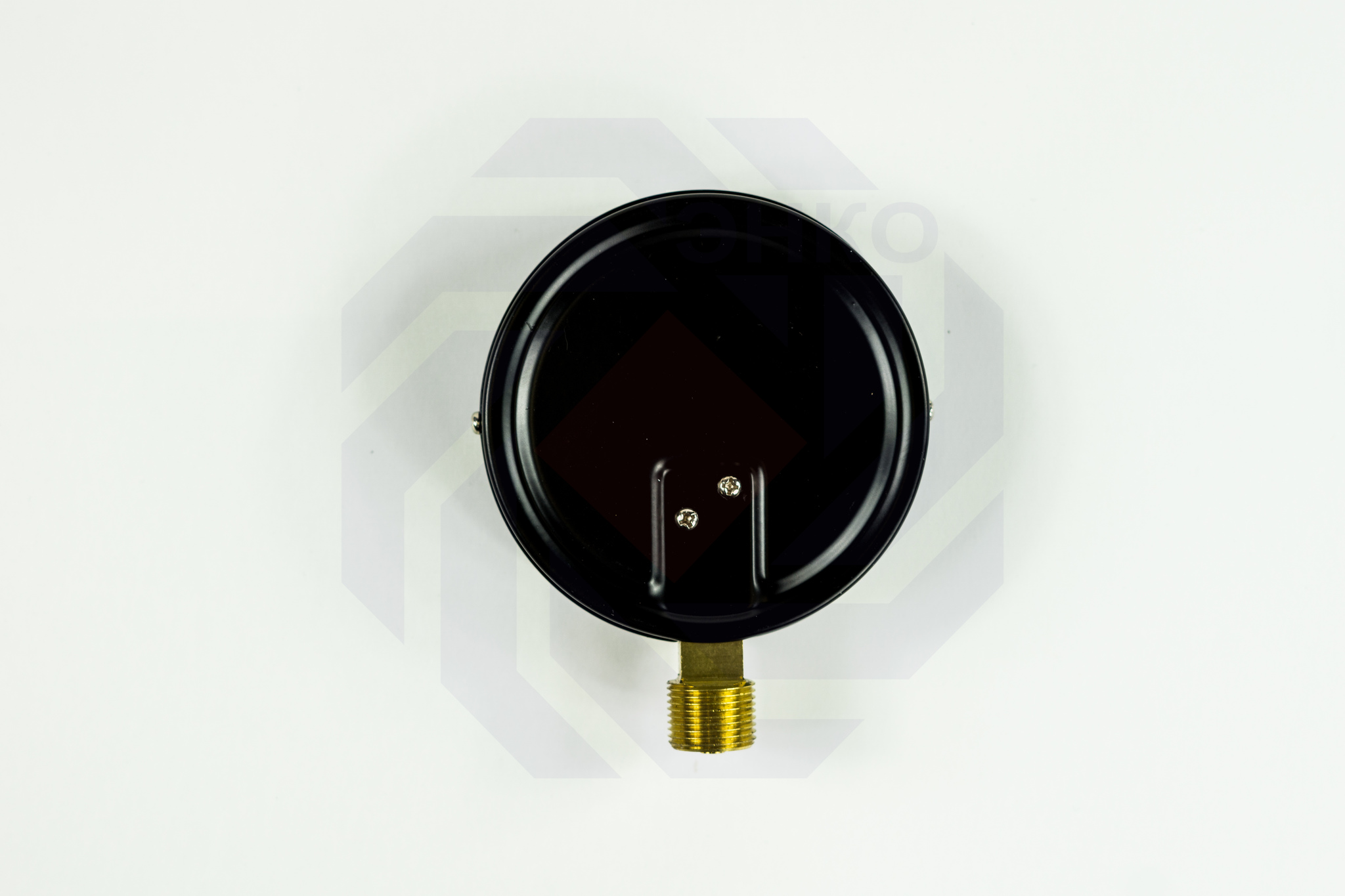 Манометр радиальный ЮМАС МП100М 0-1,6 МПа 100 мм M20⨯1,5