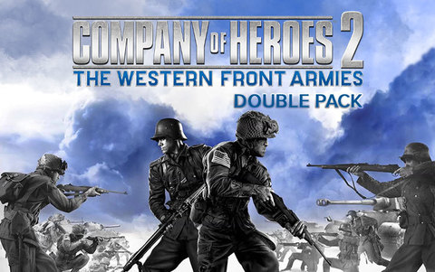 Company of Heroes 2 : The Western Front Armies - Double Pack (для ПК, цифровой ключ)