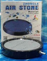 Распылитель воздуха корундовый (Диск), 13.2*2см, медный штуцер (ASC-130A)