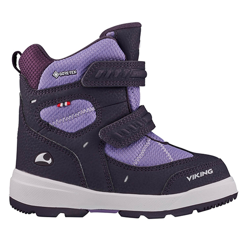 Ботинки Viking Toasty II GTX Aubergine/Purple