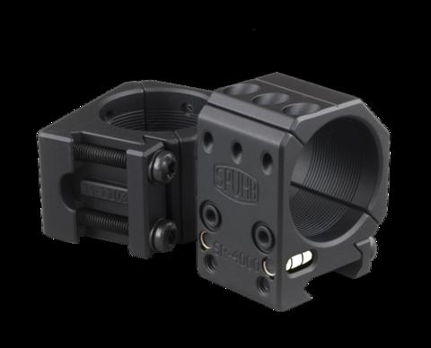Тактические кольца SPUHR D34mm на Picatinny, H25,4мм,без наклона (SR-4000)